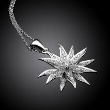 diamond necklace store images Serge sakayan design 1 5 carat diamond fashion sunburst pendant jpg