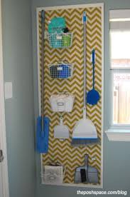 Room On The Broom Craft Ideas - 30 brilliant ways to organize and add storage to laundry rooms