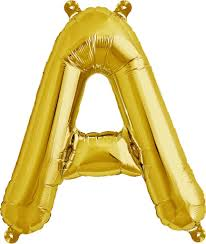 balloon letters gold letter balloons pixie dust party spot