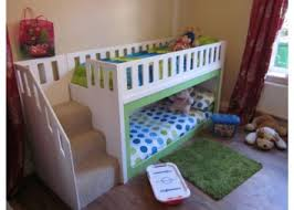 Staircase Bunk Bed Uk This Low Bunk Bed From Beds Uk Baby S Room
