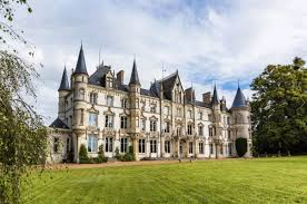 16th century french castle where henry iv hung out to sell for a french troubadour style castle that would look more at home in a disney film than on an auction listing has hit the market with expectations of fetching