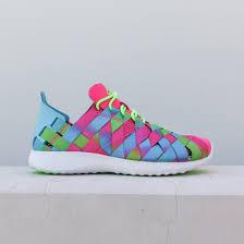 Nike Womens nike juvenate woven premium s shoe gamma blue