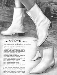 go go boots ad mod 60s and early 70s pinterest ads 60 s and