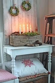 cassette natalizie decorazioni natalizie con il legno in stile shabby chic idee e