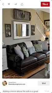 Crate And Barrel Dubois Mirror by 47 Best Family U0026 Living Rooms Images On Pinterest