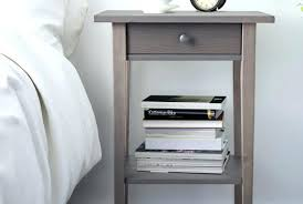Hemnes Side Table Ikea Hemnes Nightstands Side Table With Nightstand