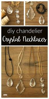 Diy Vintage Chandelier Vintage Chandelier Crystal Necklaces Two Purple Couches