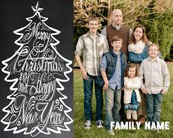 free chalkboard christmas card download ideas goodncrazy