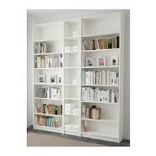 Ikea Book Shelves by Billy Bookcase White 200x237x28 Cm Ikea