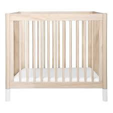 Crib And Toddler Bed Babyletto Gelato 2 In 1 Convertible Mini Crib And Toddler Bed Target