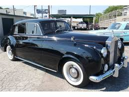 antique rolls royce classic rolls royce silver cloud for sale