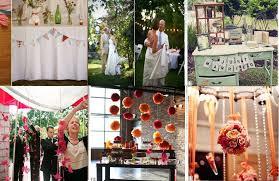 guirlande fanion mariage déco de salle de mariage quelques idées