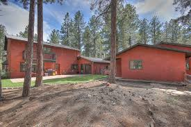 cabin style home flagstaff luxury cabin style home 3000 w pack trail flagstaff az