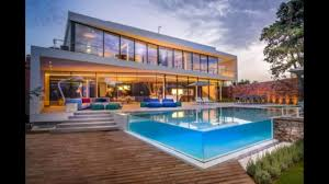 glass box in the sky spain modern villa youtube