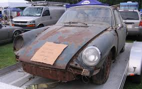 1966 porsche 911 value roadside find 1966 porsche 911