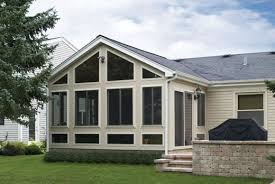 All Seasons Sunrooms Affordable Custom Room Additions Year Round Sunrooms In