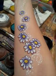 Pretty Flowers For Tattoos - best 25 daisy tattoo designs ideas on pinterest sunflower