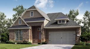 Village Builders Patio Homes Cypress Creek Lakes Classic Kingston Provence Collections In