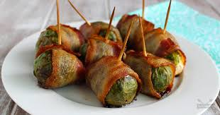 bacon wrapped brussel sprouts recipe paleohacks