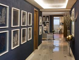 the lancasters duplex apartment entrance hall interior design