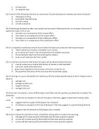 eco 561 final exam answers 30 30 correct