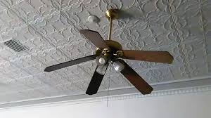 hton bay brushed nickel ceiling fan cool huntington ceiling fan broken hton bay ii youtube