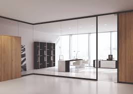 Inscape Office Furniture by Inscape U0027s Aria Seamless Glass Wall Achieves Greenguard Gold