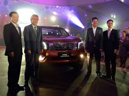 nissan philippines nissan philippines introduce the all new np300 navara the next