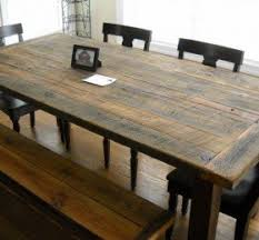 Handcrafted Dining Tables  Decor Love - Handcrafted dining room tables