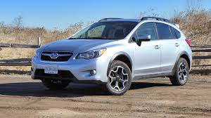 subaru crosstrek lifted 2015 subaru xv crosstrek sport test drive review