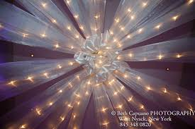 Ceiling Drapes For Wedding Ceiling Draping Balloon Artistry