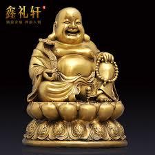 buy laughing buddha maitreya buddha ornaments crafts home