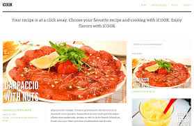 great themes for foodies create your food blog in minutes