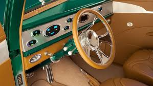 1940 Ford Pickup Interior Mecum Kansas City 2014 Restomod Roundup Page 9 Of 12
