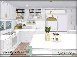 how to make a corner kitchen cabinet sims 4 arwenkaboom s serenity kitchen