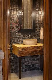contemporary bathroom vanity ideas small rustic bathroom vanity with 6 home idea in