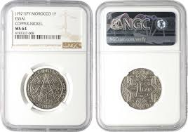 aste bid numisbids artemide aste s r l auction xlix lot 867 morocco
