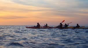 Thousand Islands by Ten Thousand Islands Sea Kayaking Outward Bound