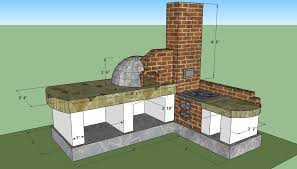 Outdoor Kitchen Design Plans Free Outdoor Kitchen Plans Free Howtospecialist How To Build Step
