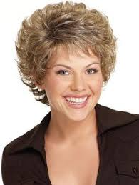 different hairstyles for short curly hairstyles for older women