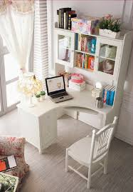 Home Office Corner Desk Australia Perfect White Corner Desk With Shelves 83 In Interior Decor Home