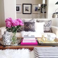 glass coffee table decor coffee table decor pinterest murphysbutchers com
