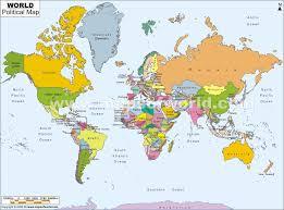 Alaska World Map by View Of The World Map Deboomfotografie