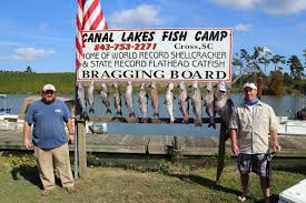 santee cooper fishing guides fishing guides show appreciation for veterans fishing
