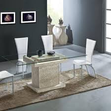 Travertine Dining Table Best Marble Dining Table Set Products On Wanelo
