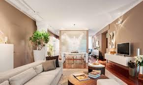 grey nuance loft house interior that has white modern ceramics
