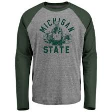 Michigan Sparty Halloween Costume Michigan Spartans Mens Apparel Michigan University
