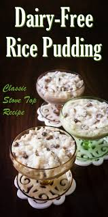 stove top gluten free stovetop rice pudding recipe style vegan