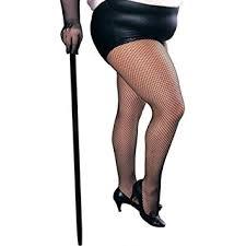 rubie s costume plus size net black tights toys