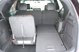 ford explorer trunk space review 2011 ford explorer xlt awd the about cars